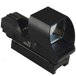 4 Reticles  Adjustable Tactical Sight Red and Green ILL, Version 3
